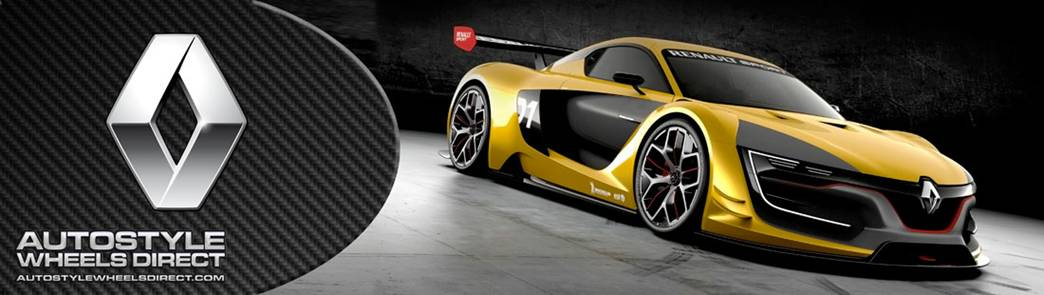 renault alloy wheels